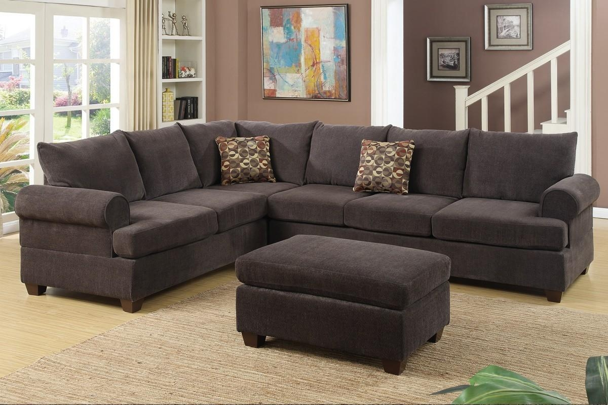 Sectional Sofas – West Coast Furniture Outlet Store Intended For Chenille Sectional Sofas (View 9 of 20)