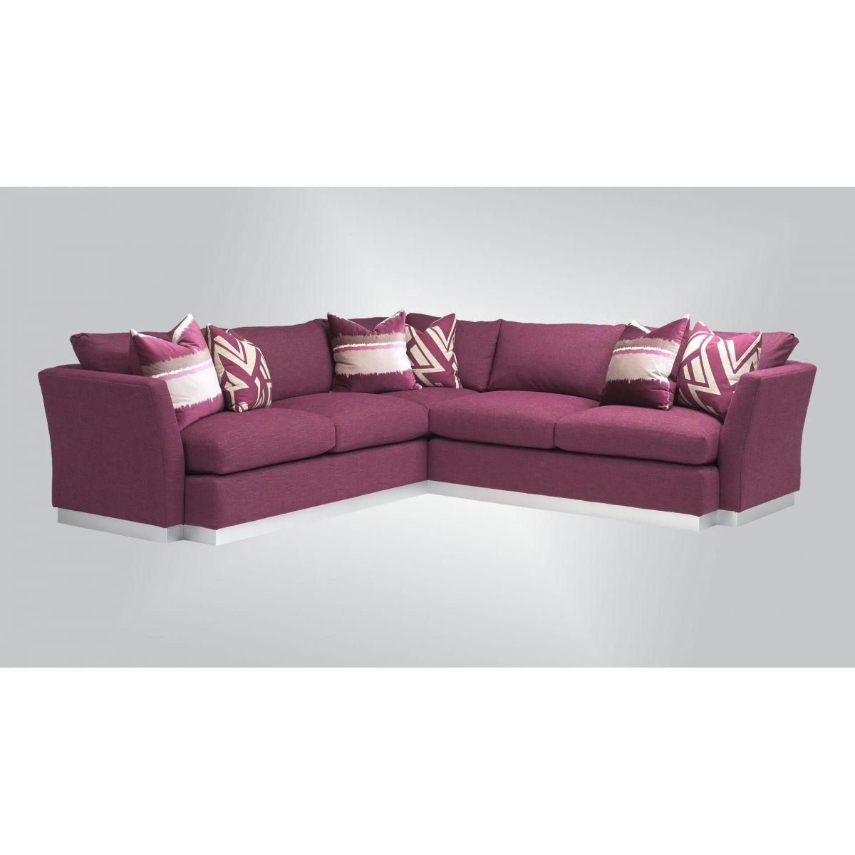 Sectional | Throughout Burton James Sectional Sofas (Image 12 of 20)