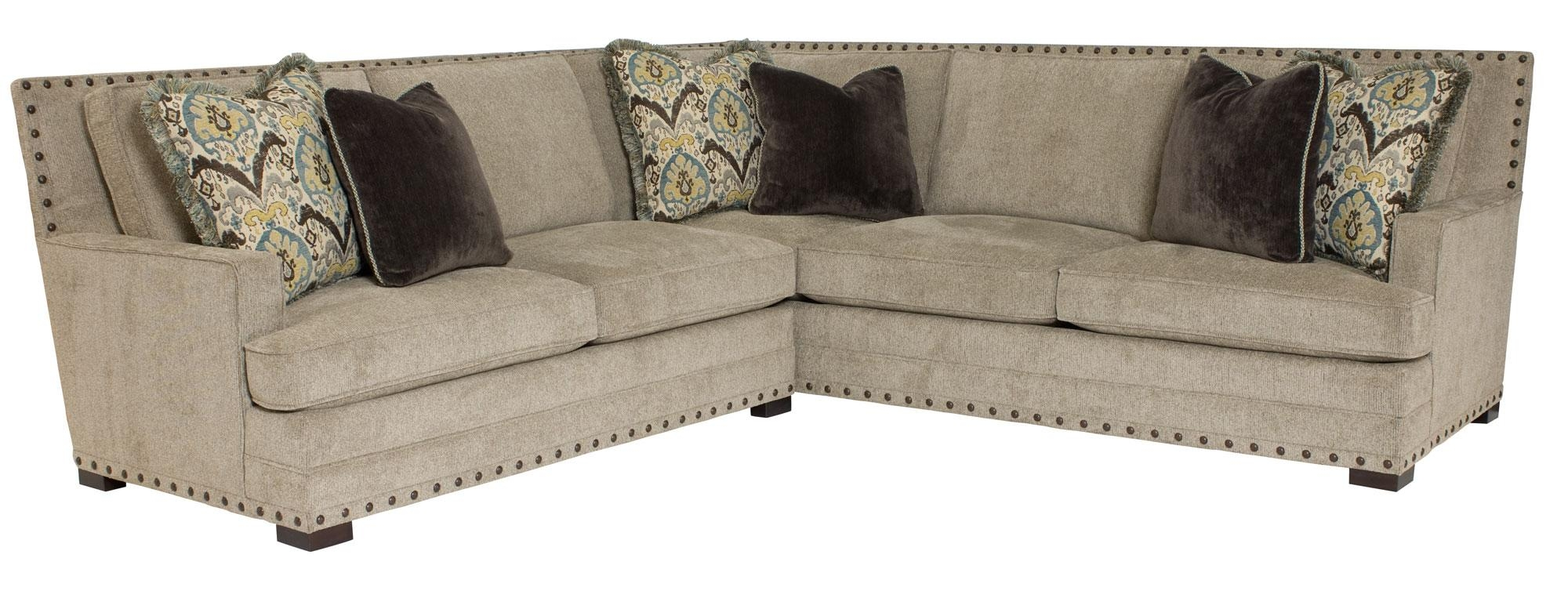 Sectionals | Bernhardt Pertaining To Bernhardt Brae Sofas (Image 15 of 20)