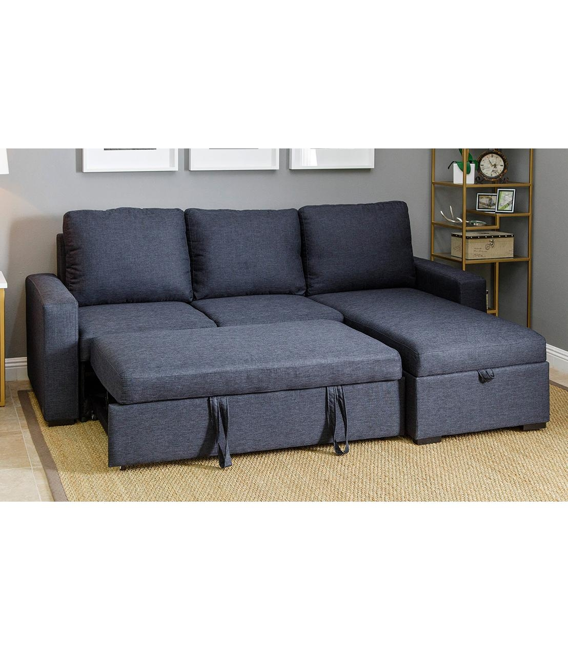 Sectionals For Abbyson Living Sectional Sofas (Image 14 of 20)