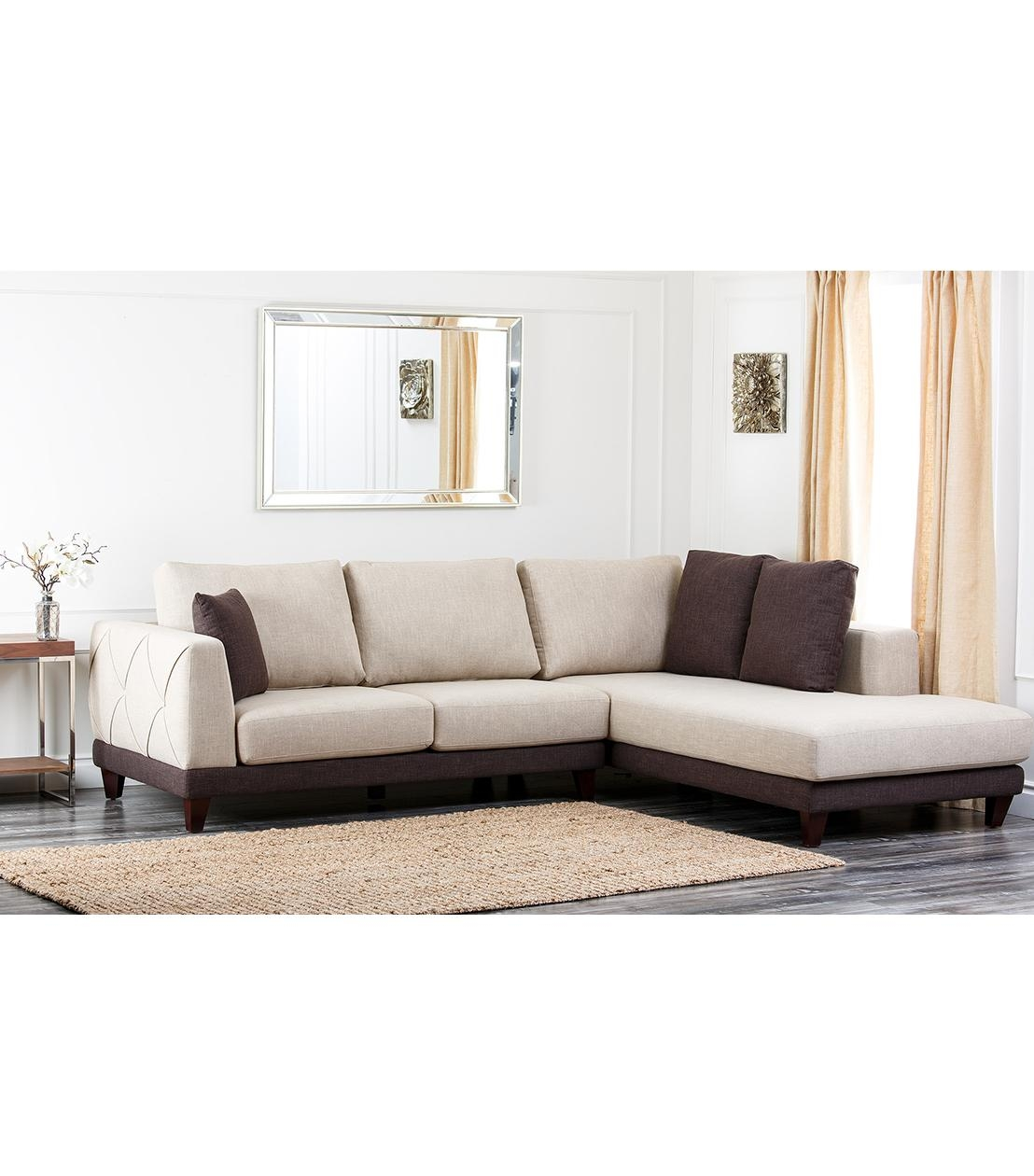 Sectionals Pertaining To Abbyson Living Sectional Sofas (Image 15 of 20)