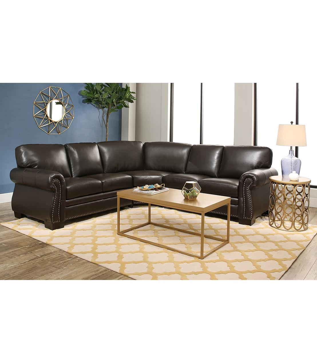 Sectionals With Regard To Abbyson Living Sectional Sofas (Image 18 of 20)