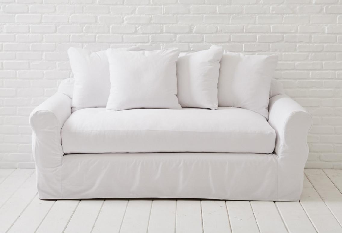 Shabby Chic Sofa Bed – Fjellkjeden Within Shabby Chic Sofa (Image 14 of 20)