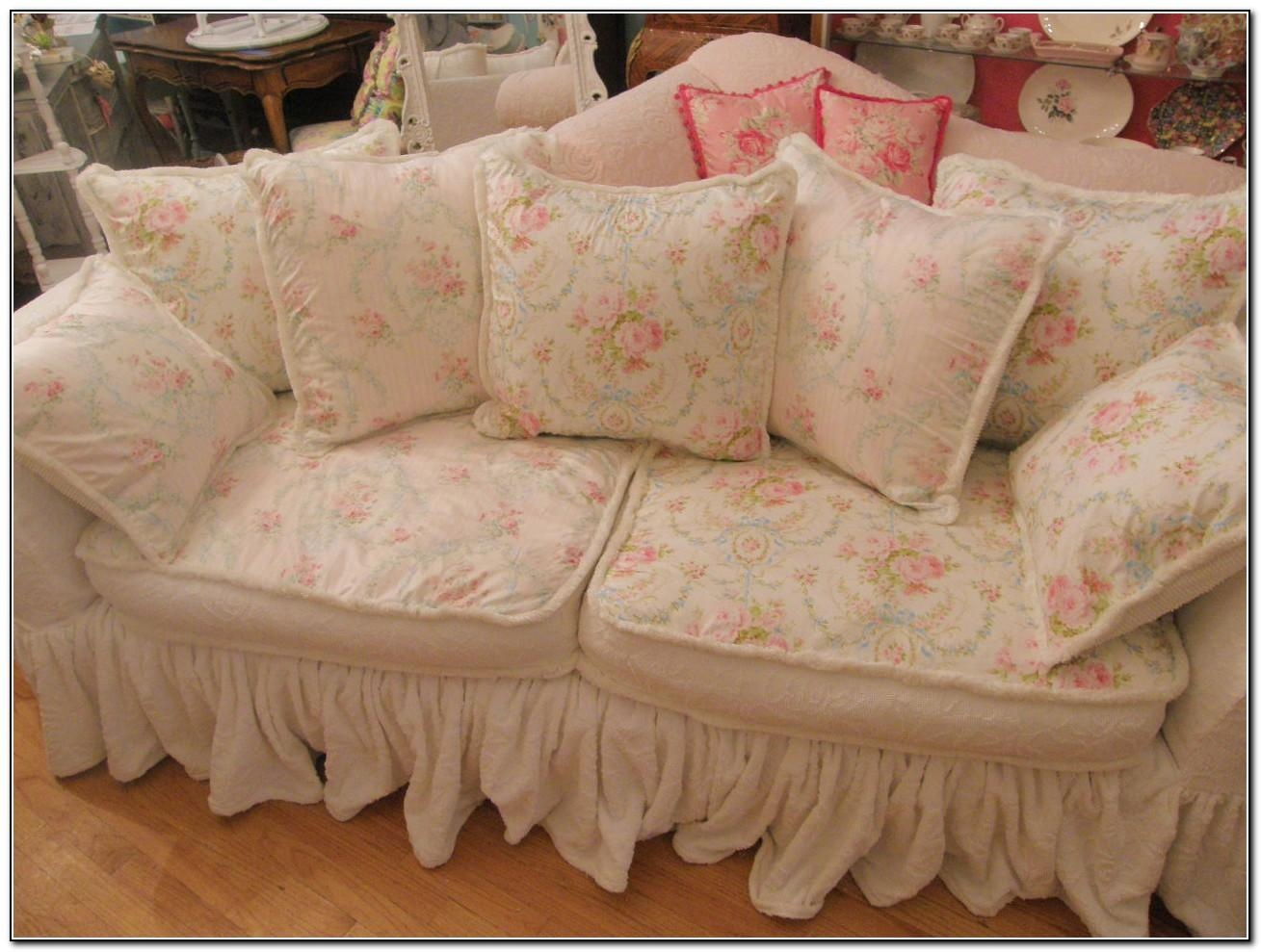 Shabby Chic Sofa Covers – Sofa : Home Design Ideas #ae6Nrrw69N15468 Regarding Shabby Chic Sofas Covers (Image 14 of 20)