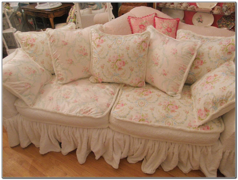 Shabby Chic Sofa Covers – Sofa : Home Design Ideas #ae6Nrrw69N15468 Regarding Shabby Chic Sofas Covers (Image 14 of 20)