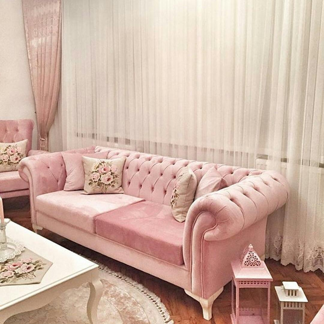 Shabby Chic Sofa   Design Your Life In Shabby Chic Sectional Sofas (View 18 of 20)