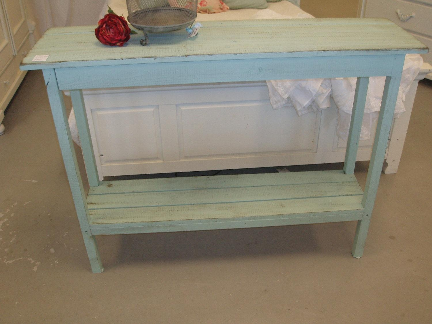 Shabby Chic Sofa Table With Ideas Hd Pictures 17552   Kengire Regarding Shabby Chic Sofa Tables (View 2 of 20)