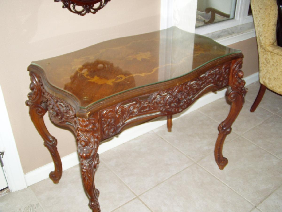Shabby Chic Sofa Table With Inspiration Photo 17561   Kengire Throughout Shabby Chic Sofa Tables (View 11 of 20)