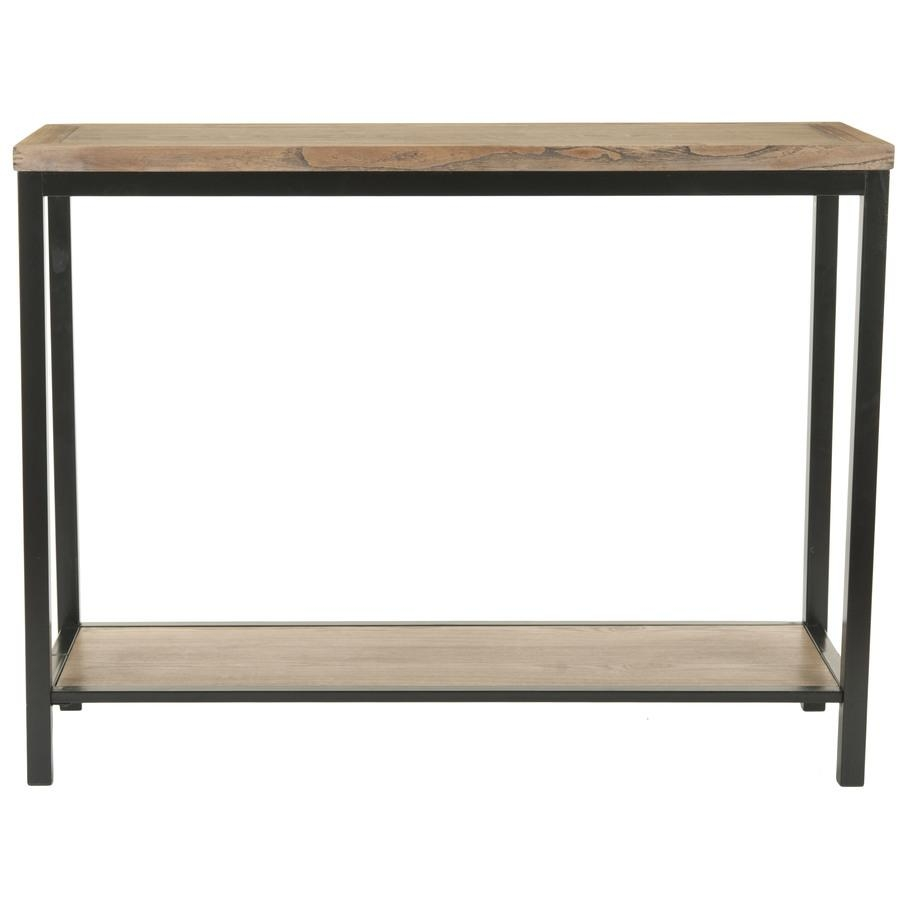 Shop Console Tables At Lowes Within Lowes Sofa Tables (View 7 of 20)
