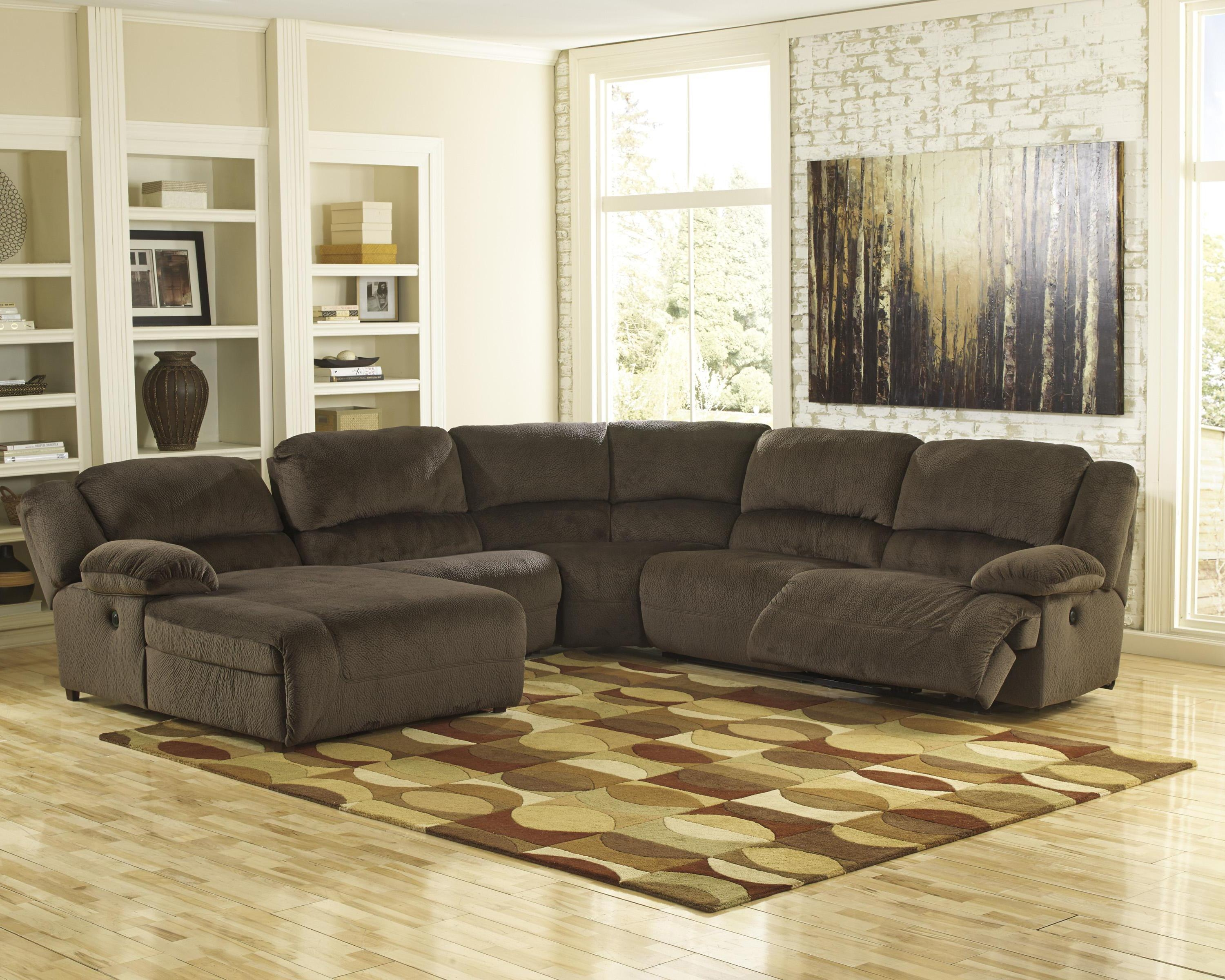 Shop Sectionals | Wolf And Gardiner Wolf Furniture With Regard To Signature Design Sectional Sofas (Image 5 of 20)