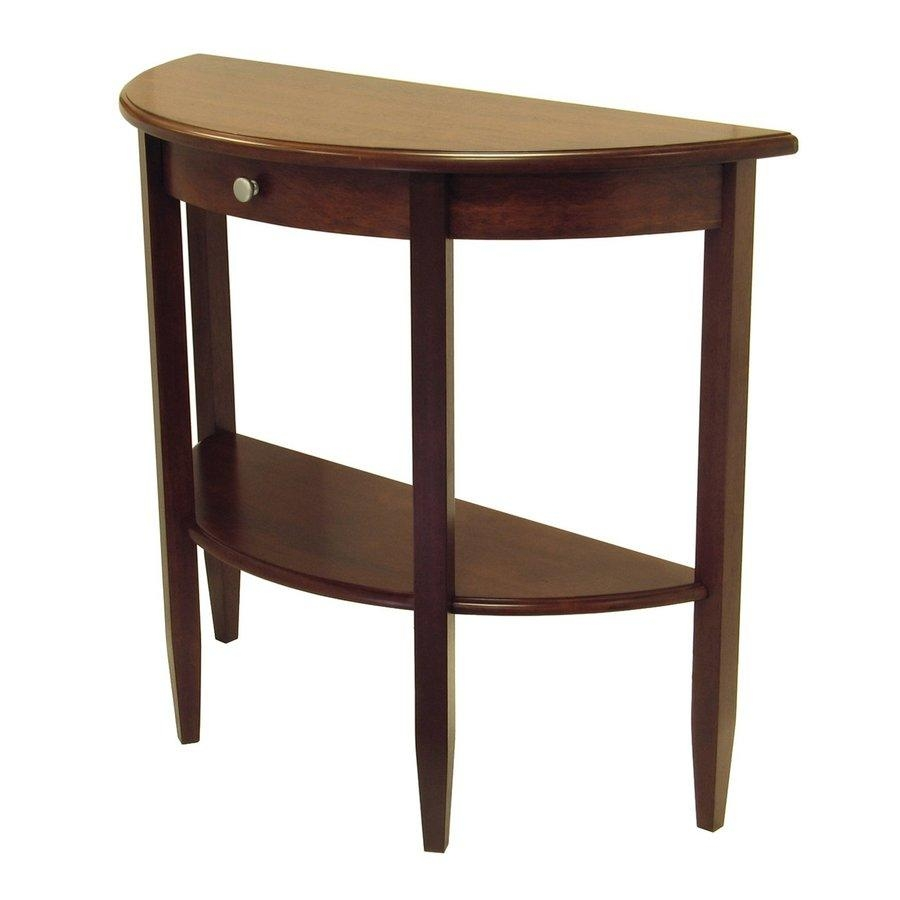 Shop Winsome Wood Concord Sofa Table At Lowes With Regard To Lowes Sofa Tables (Image 17 of 20)