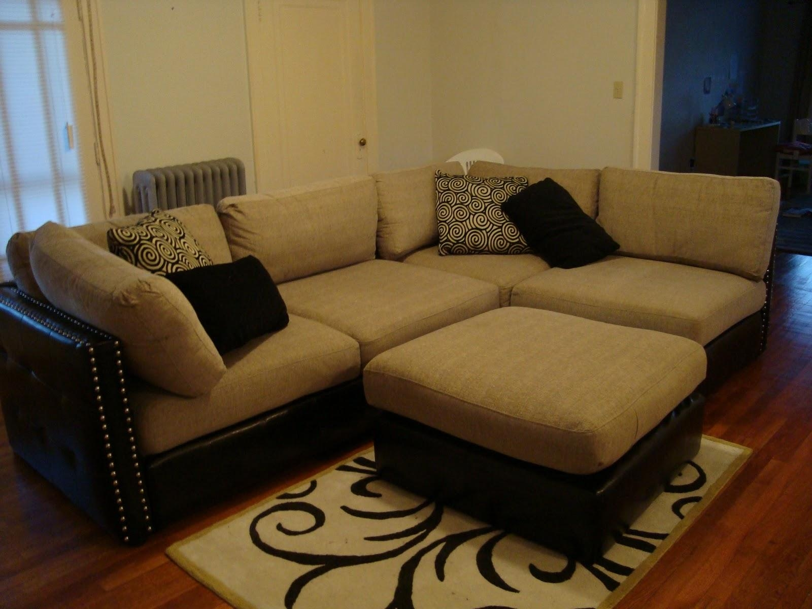 Short Sectional Sofa | Sofa Gallery | Kengire Regarding Short Sectional Sofas (Image 16 of 20)