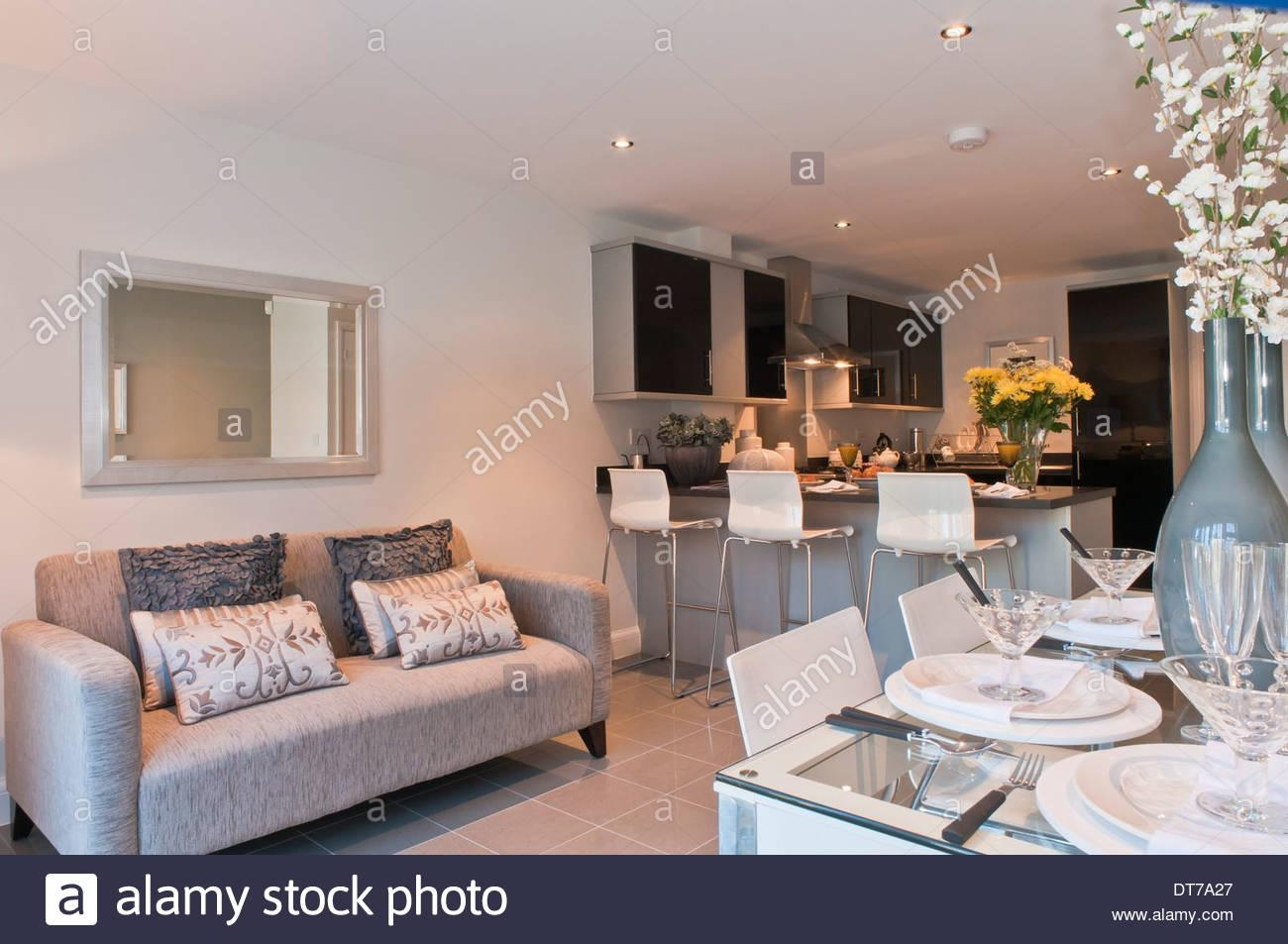 Featured Photo of Sofas For Kitchen Diner