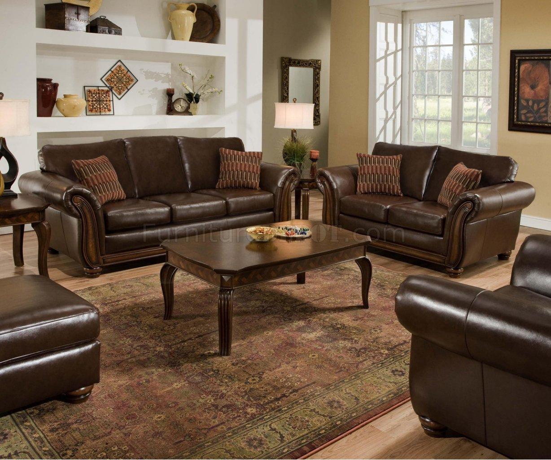 Simmons Bonded Leather Sofa | Sofa Gallery | Kengire Regarding Simmons Leather Sofas (Image 7 of 20)