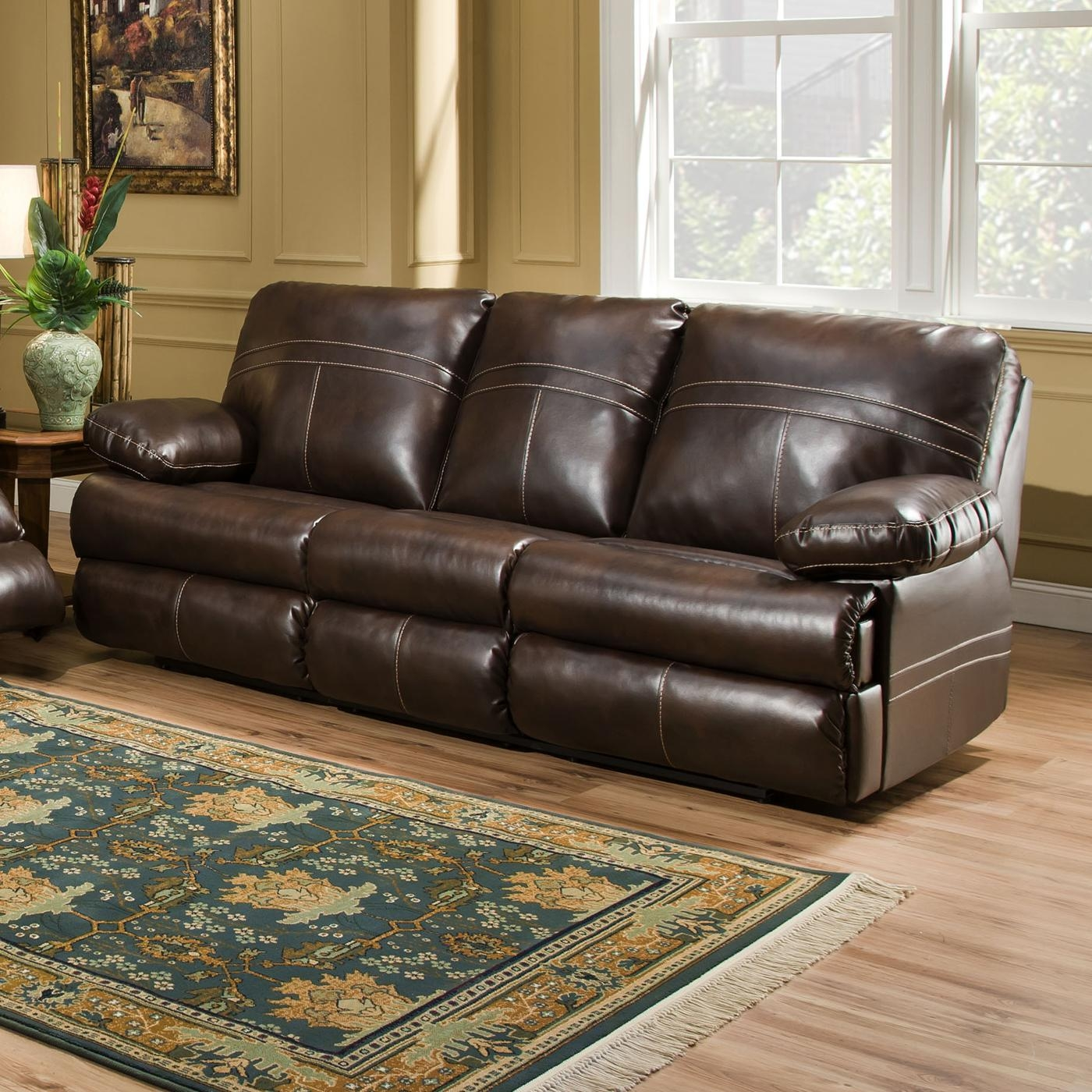 Simmons Bonded Leather Sofa With Ideas Image 20563 | Kengire For Simmons Bonded Leather Sofas (View 4 of 20)