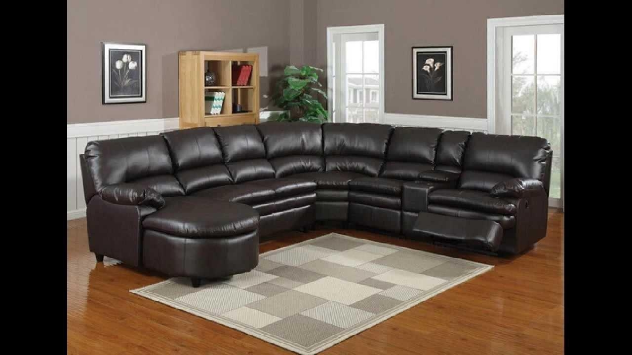 Featured Image of 6 Piece Leather Sectional Sofa