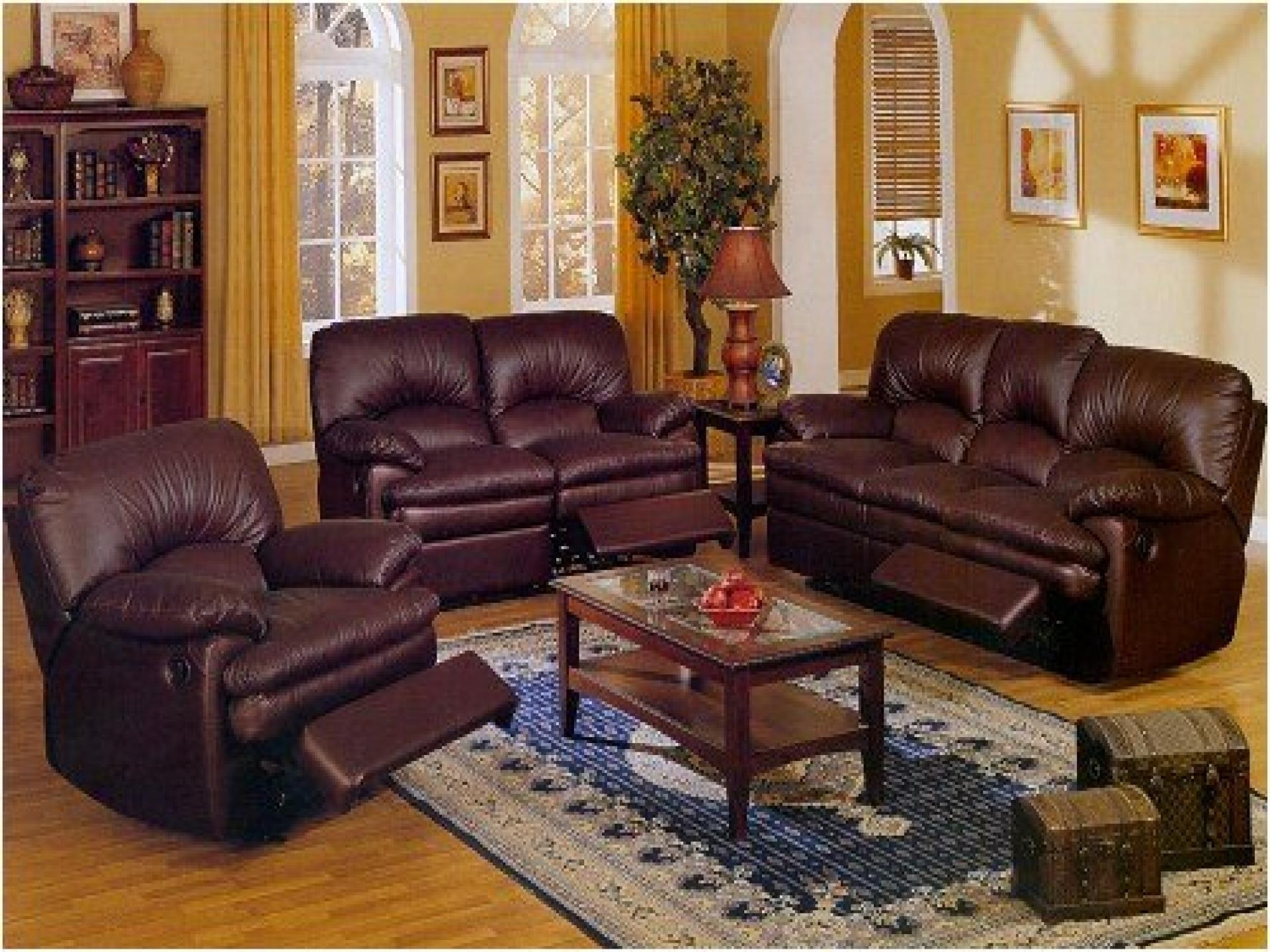Simple Living Room Ideas Brown Sofa And Decorating Regarding Living Room With Brown Sofas (Image 20 of 20)