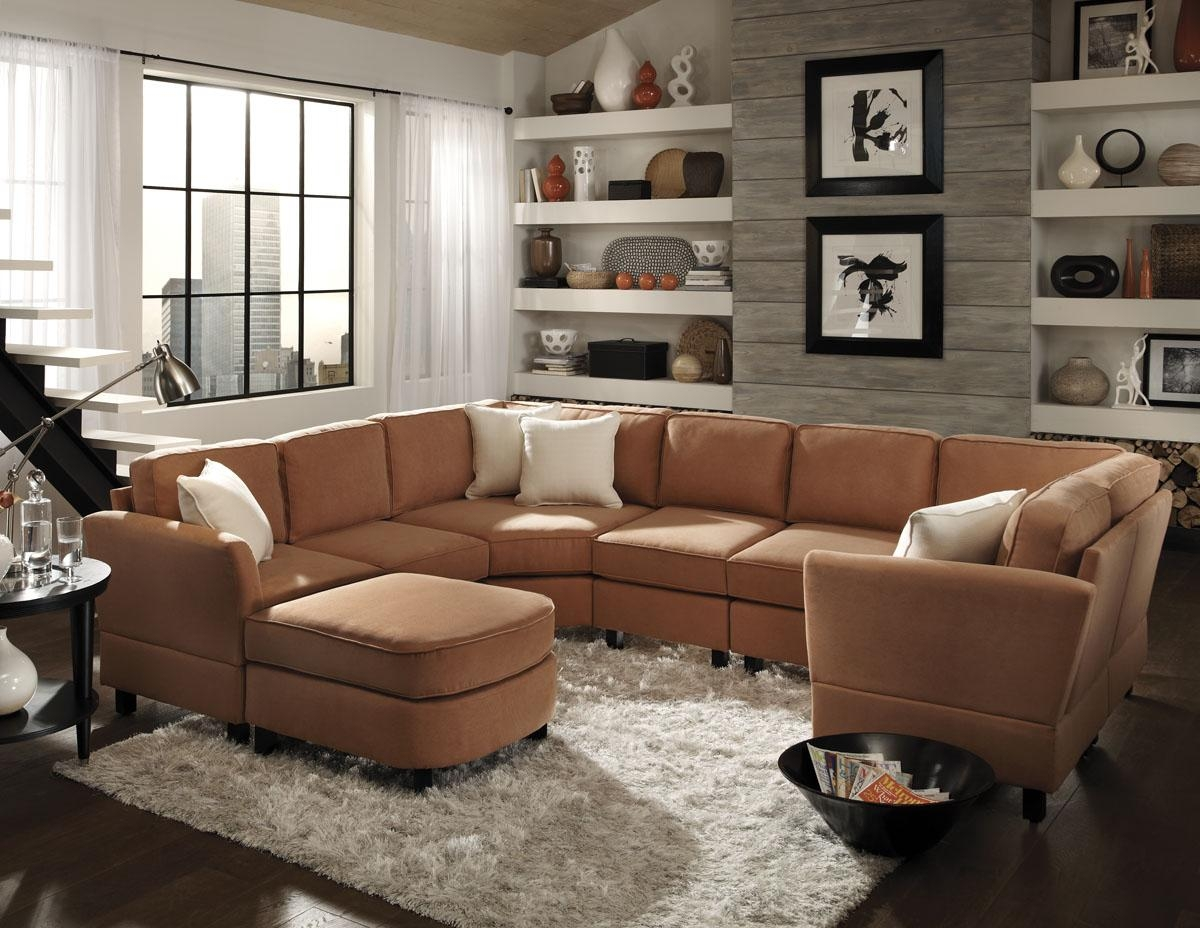 Simplicity Sofas Debuts On Man Cave Tv Show Within Media Room Sectional Sofas (View 12 of 20)