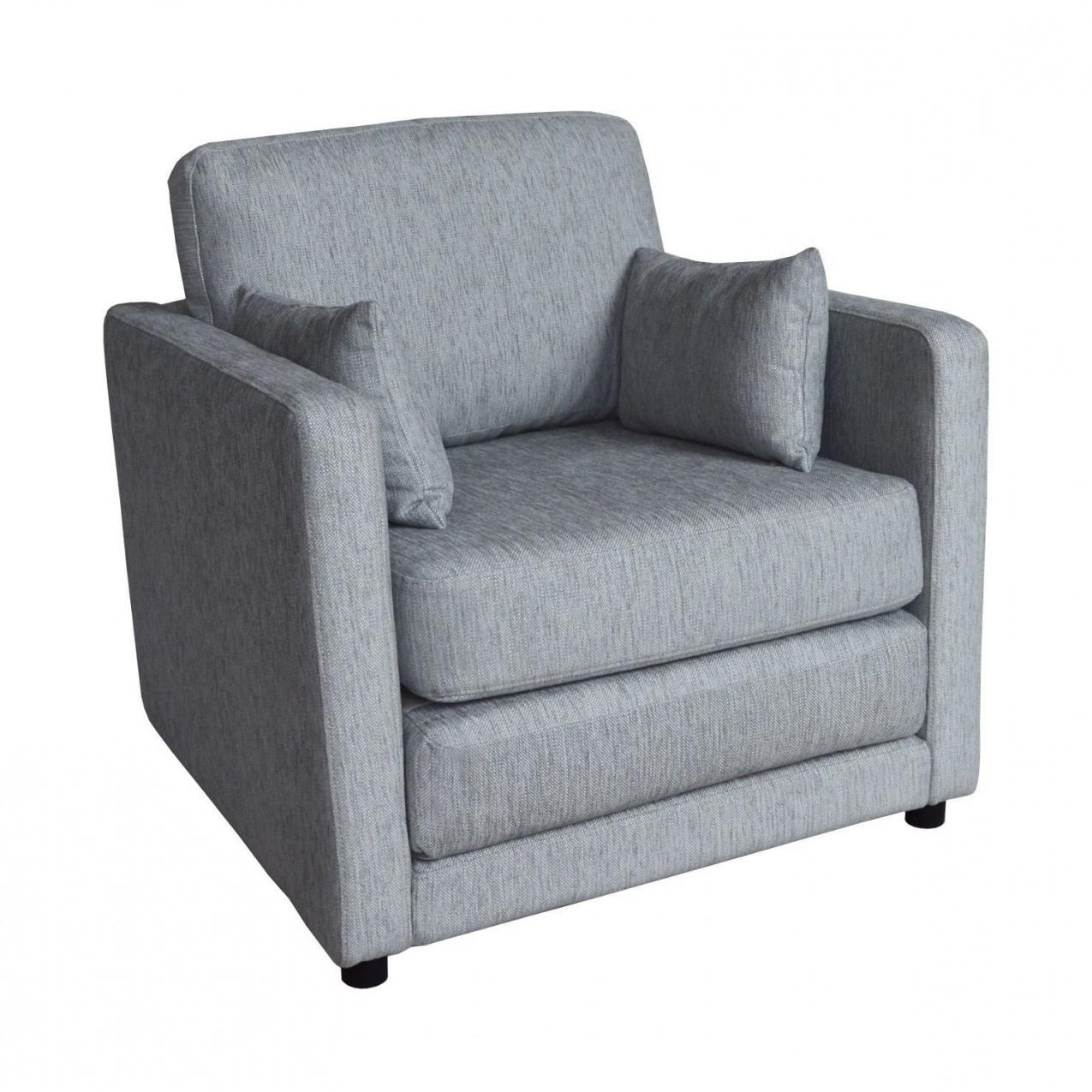 Single Chair Sofa Bed For Sale – Elite Home Within Single Chair Sofa Bed (Image 11 of 20)