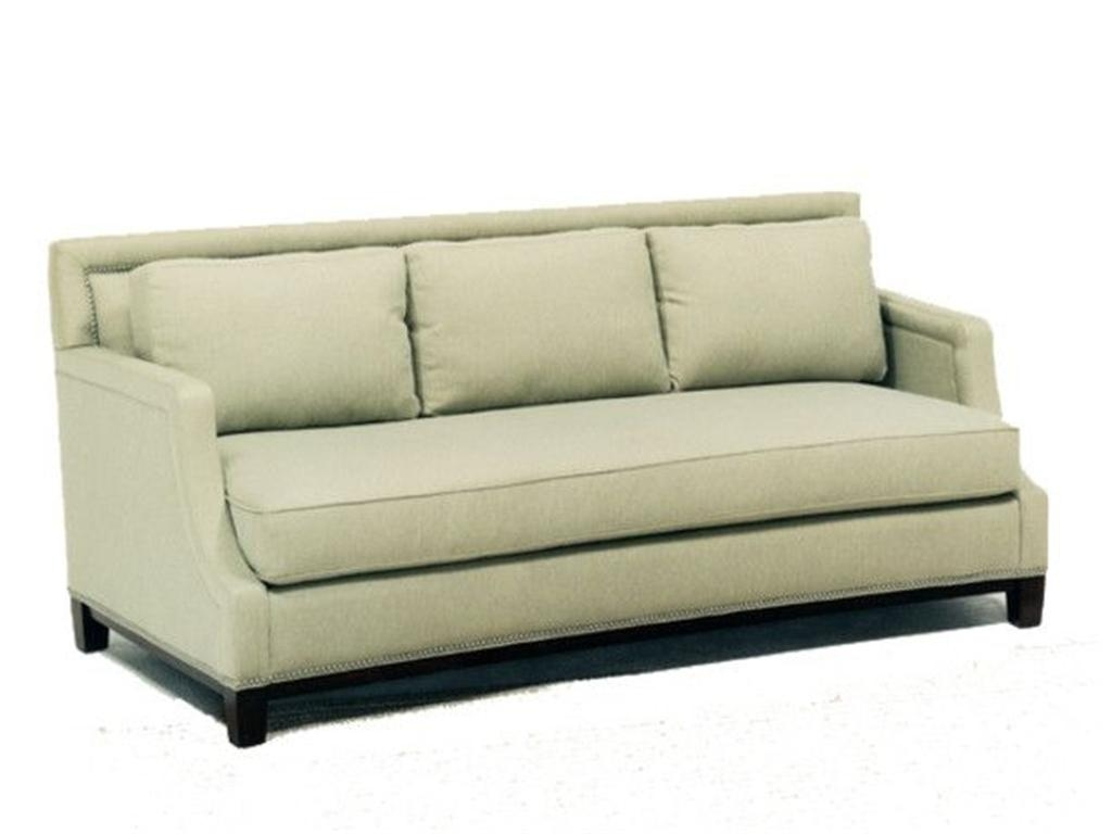 Single Cushion Sofa Couch | Cushions Decoration For One Cushion Sofas (View 2 of 20)