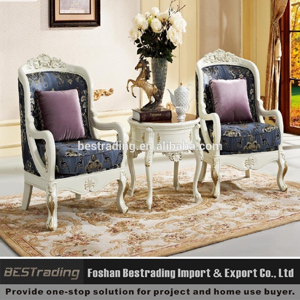 Single Seater Antique Curved Wood Chairs Sofa Chairs – Buy Antique Pertaining To Bedroom Sofa Chairs (View 3 of 20)