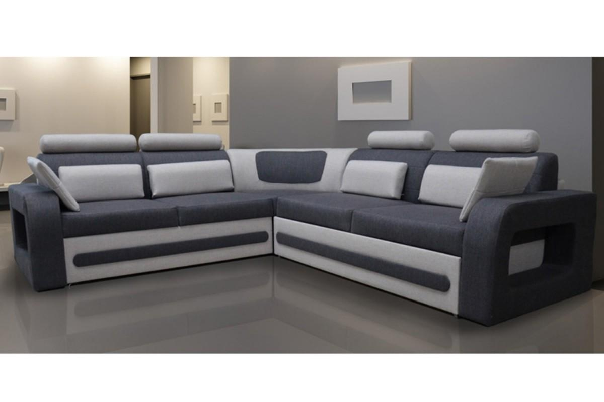 Sit And Sleep Comfortable On Elegant Corner Sofa Beds – Designinyou For Corner Sofa Beds (Image 17 of 20)