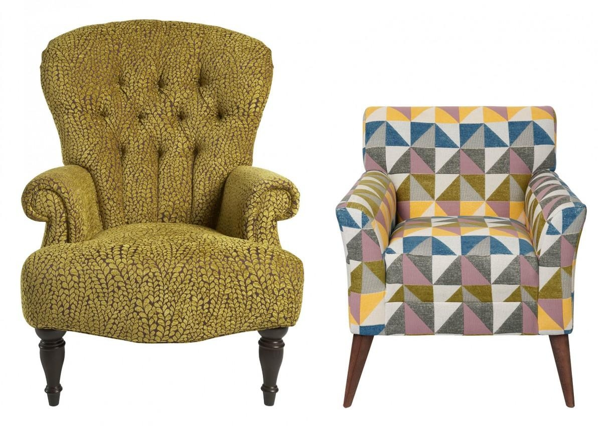 Six Of The Best Autumnal Armchairs | Homes And Antiques Pertaining To Marks And Spencer Sofas And Chairs (Image 19 of 20)