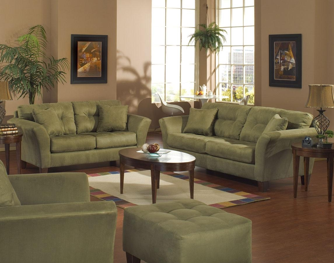 Skillful Design Green Living Room Furniture Imposing Ideas Living Pertaining To Green Sofa Chairs (View 15 of 20)