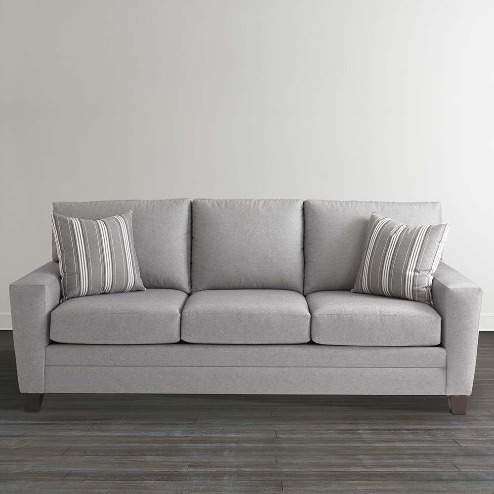 Sleeper Sofa | Add Functionality To Every Room| Bassett Furniture Pertaining To Giant Sofa Beds (View 14 of 20)