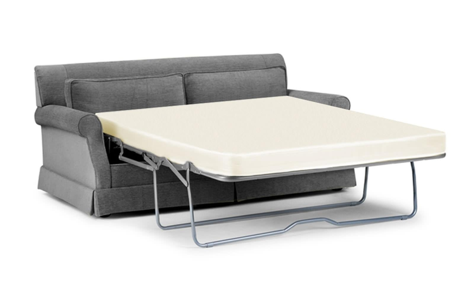 Sleeper Sofa Memory Foam Mattress & Replacement In Sofa Beds With Mattress Support (View 3 of 20)