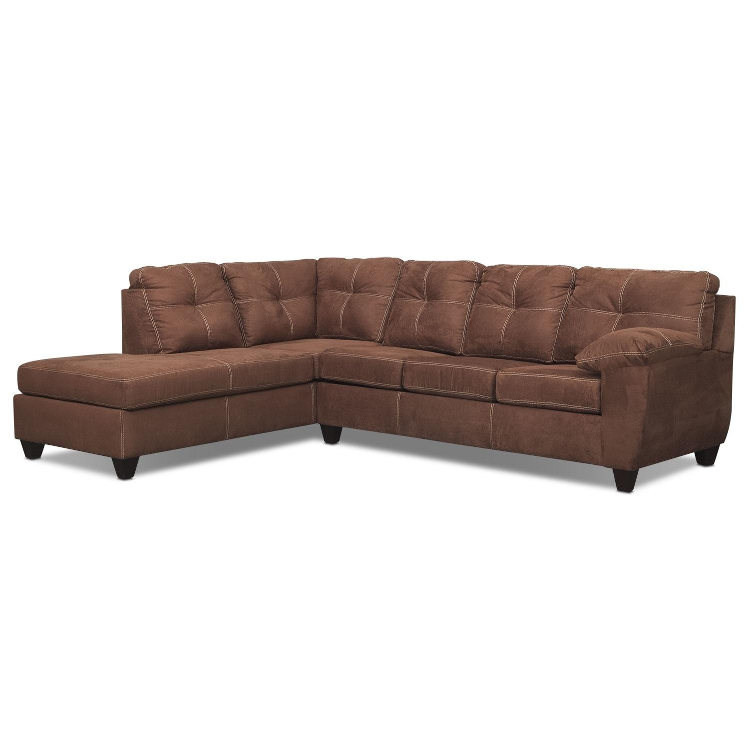 Sleeper Sofas | Value City Furniture | Value City Furniture Inside Sectional With Recliner And Sleeper (Image 19 of 20)