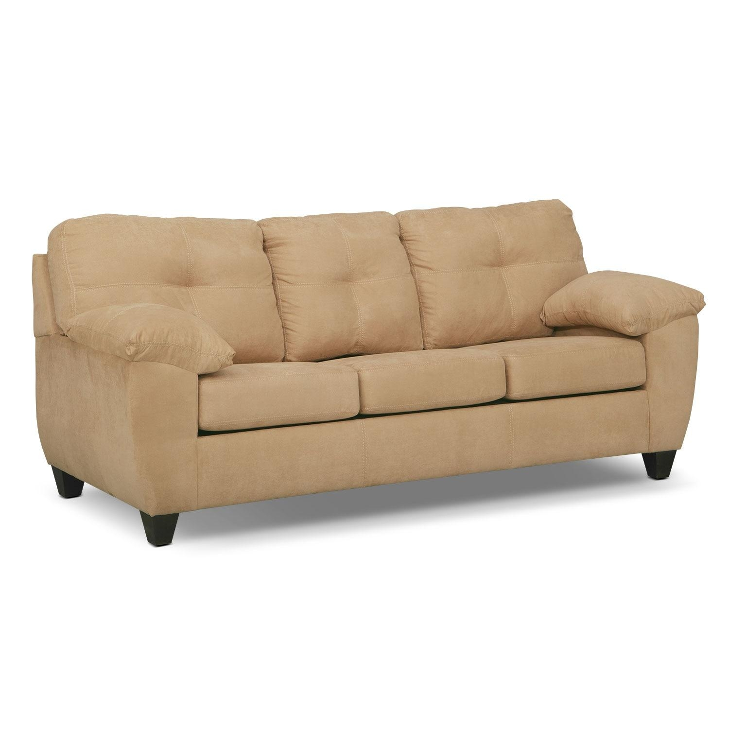 Sleeper Sofas | Value City Furniture | Value City Furniture Regarding City Sofa Beds (View 9 of 20)