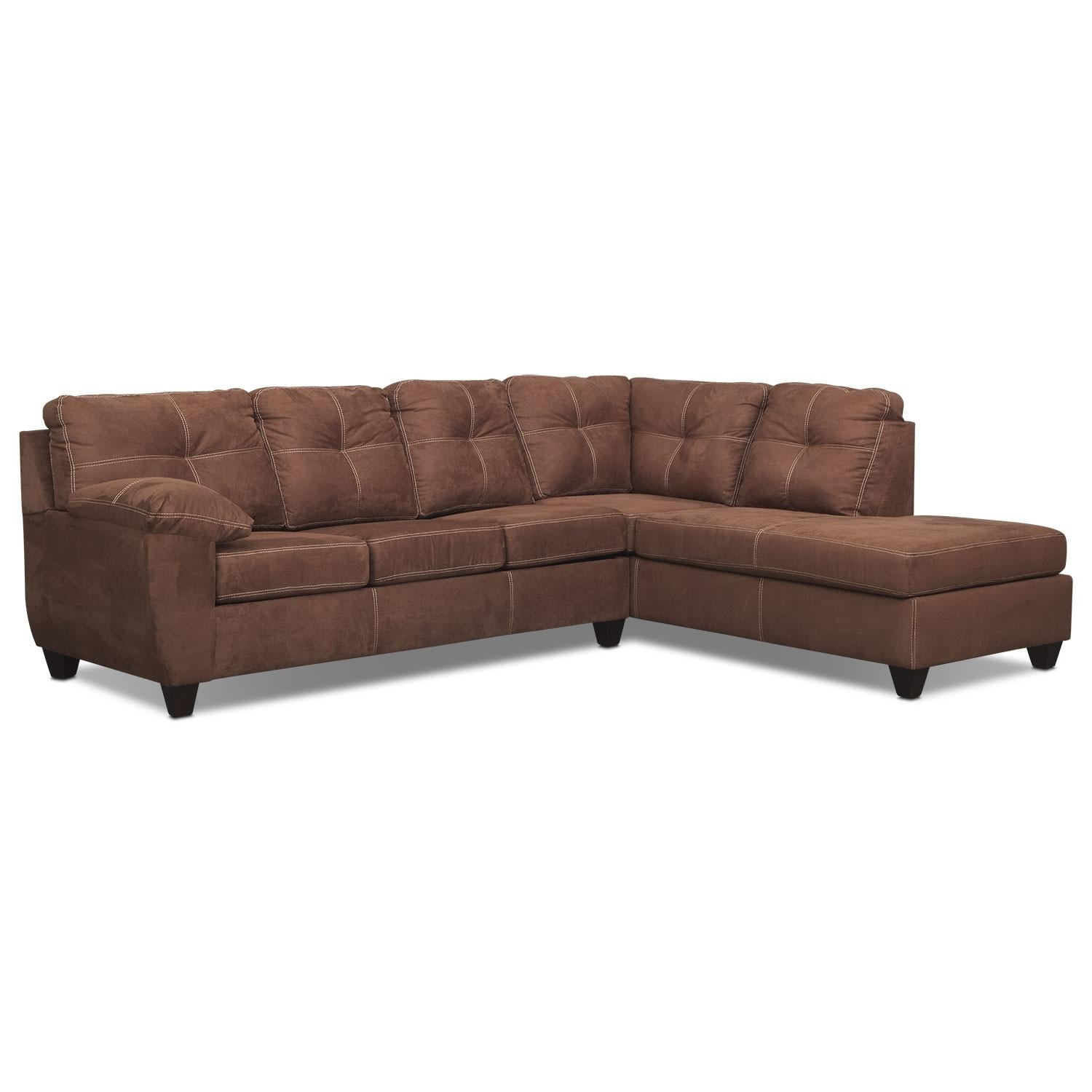 Sleeper Sofas | Value City Furniture | Value City Furniture Regarding Sleeper Sectional Sofas (Image 14 of 20)