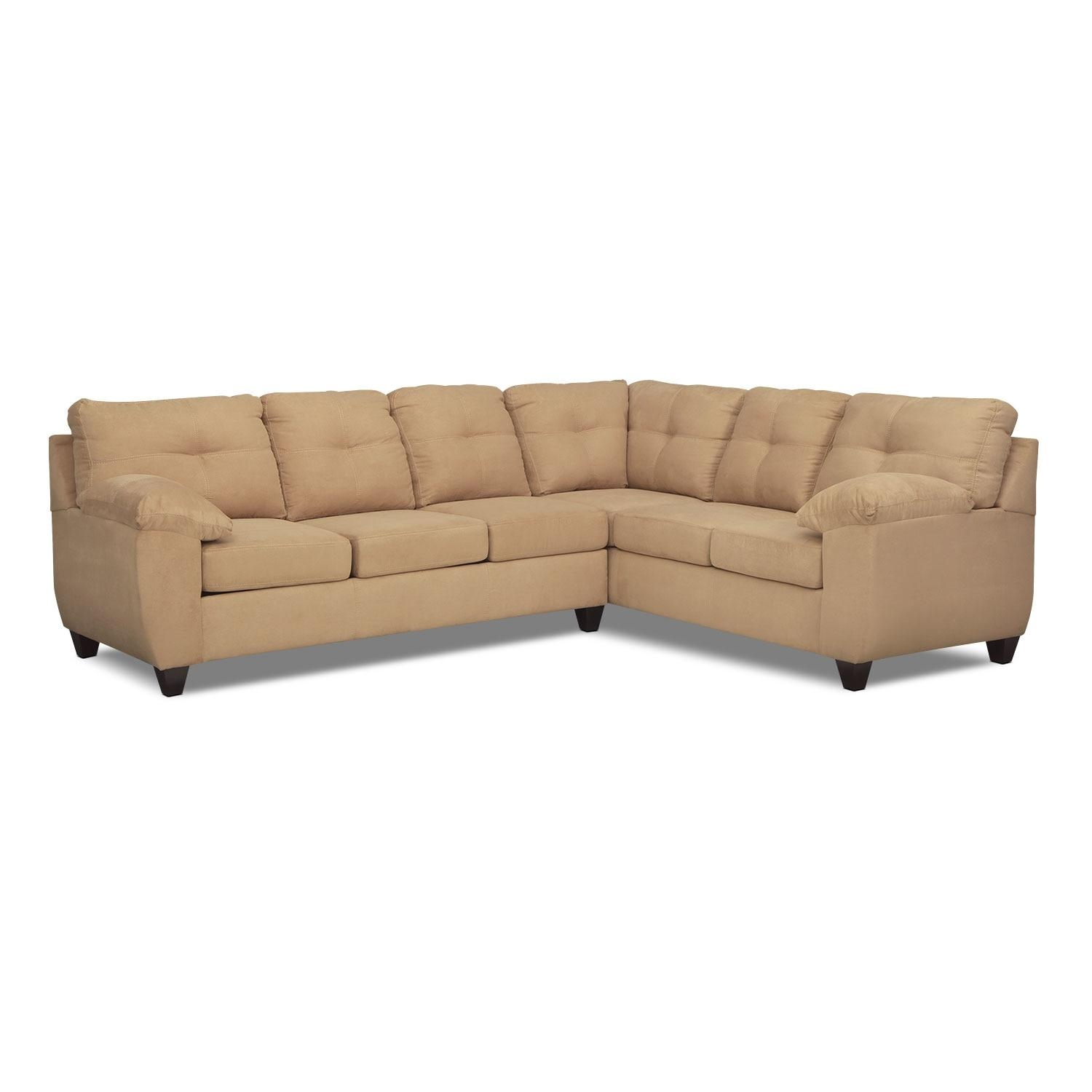 Sleeper Sofas | Value City Furniture | Value City Furniture Throughout Sleeper Sectional Sofas (Image 15 of 20)