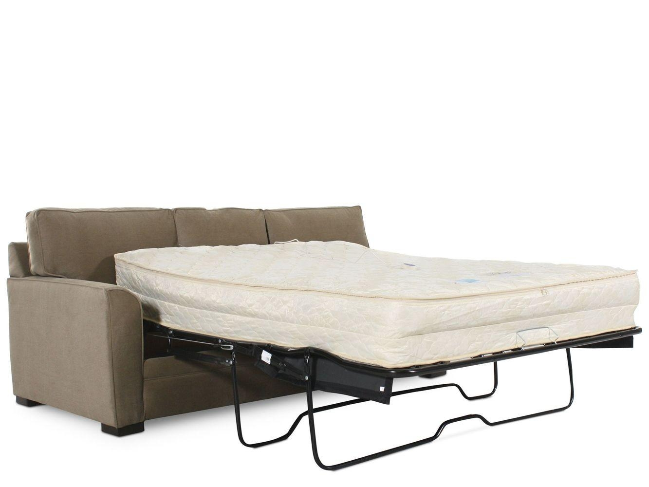 Sleeper Sofas With Air Mattress – Ansugallery Intended For Sofas Mattress (Image 13 of 20)