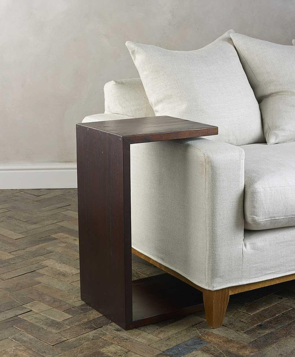 Slim Sofa End Table | Tehranmix Decoration In Slim Sofa Tables (Image 13 of 20)