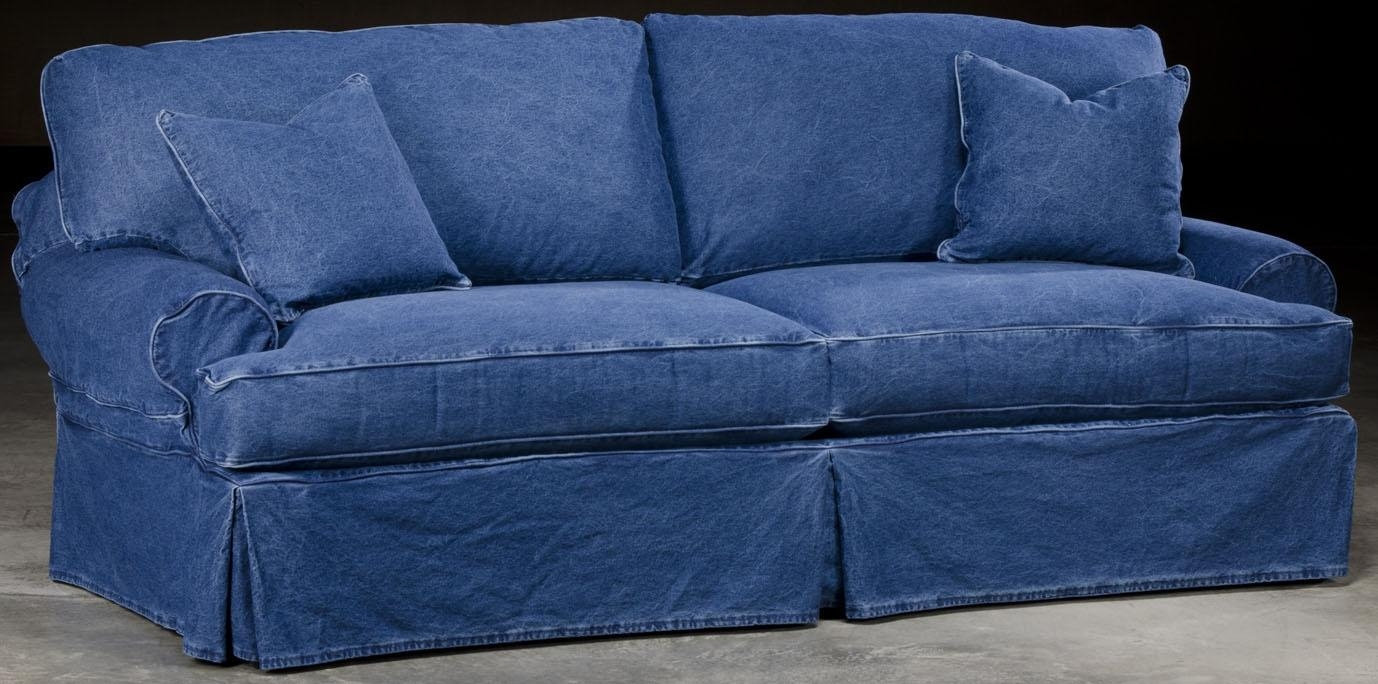 12 ideas of denim sofas and loveseats sofa ideas. Black Bedroom Furniture Sets. Home Design Ideas