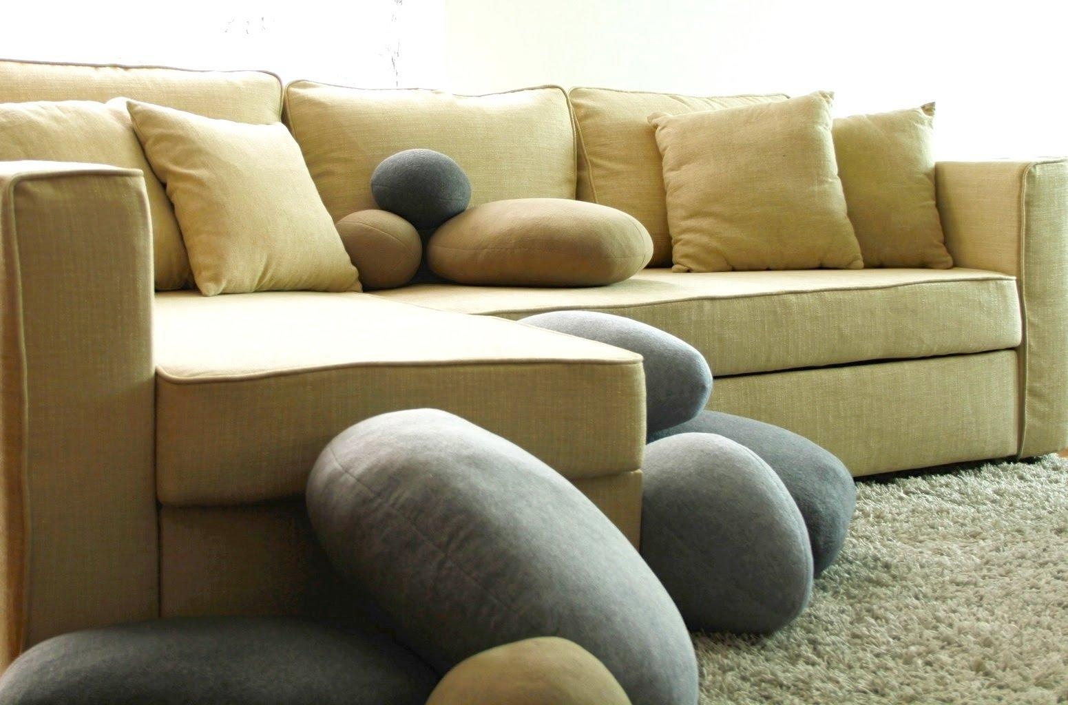 Slipcover For Ikea Manstad Sofa Bed – Snug Fit Version – Youtube Regarding Manstad Sofa Bed (View 12 of 20)