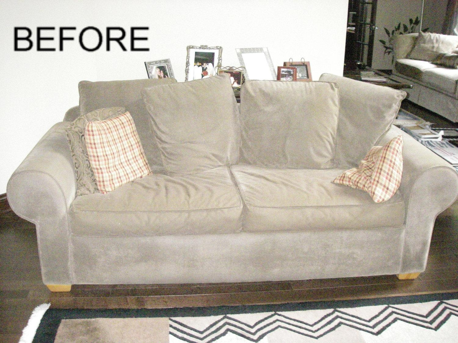 Slipcover For Sofa With Concept Photo 4439 | Kengire With Slip Covers For Love Seats (Image 15 of 20)