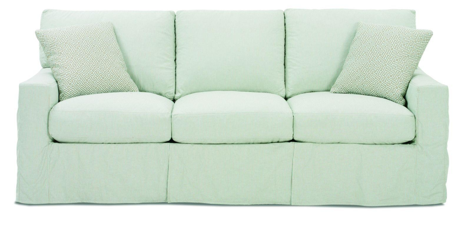 Slipcover Patterns For Sofas – Slipcover Sofas For Instant Fresh Throughout Slipcover Style Sofas (Image 11 of 20)