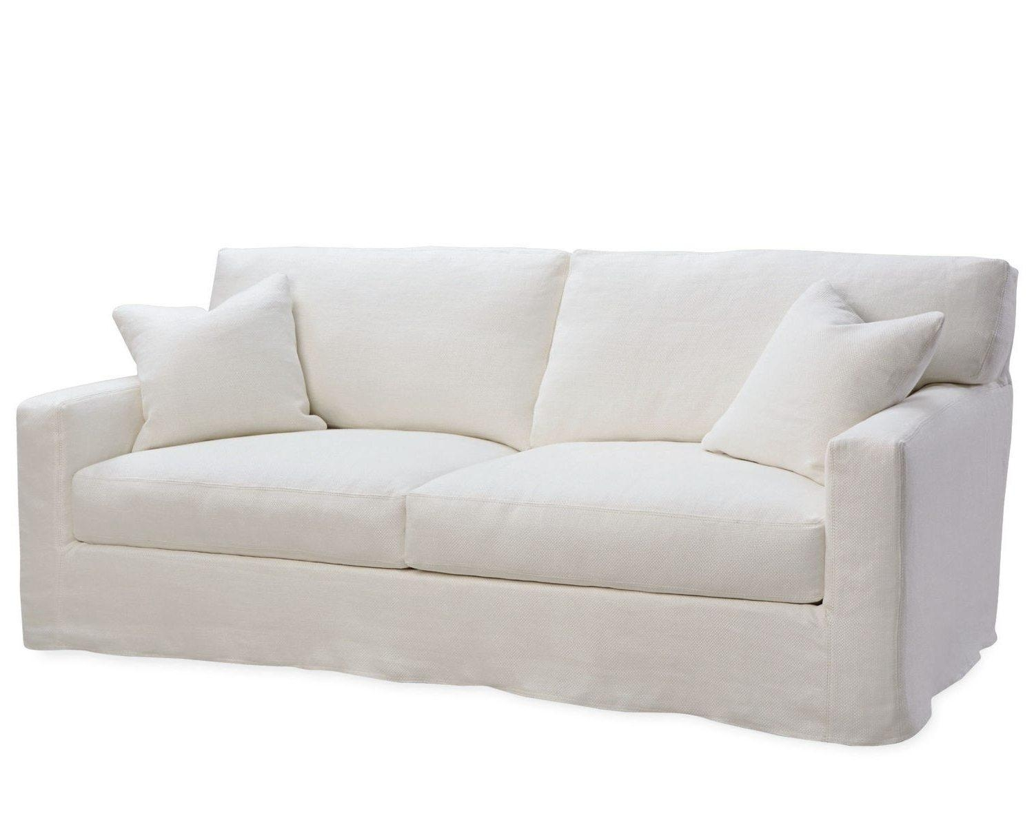 Slipcover Sleeper Sofa – Interior Design Intended For Slipcovers For Sleeper Sofas (Image 14 of 20)