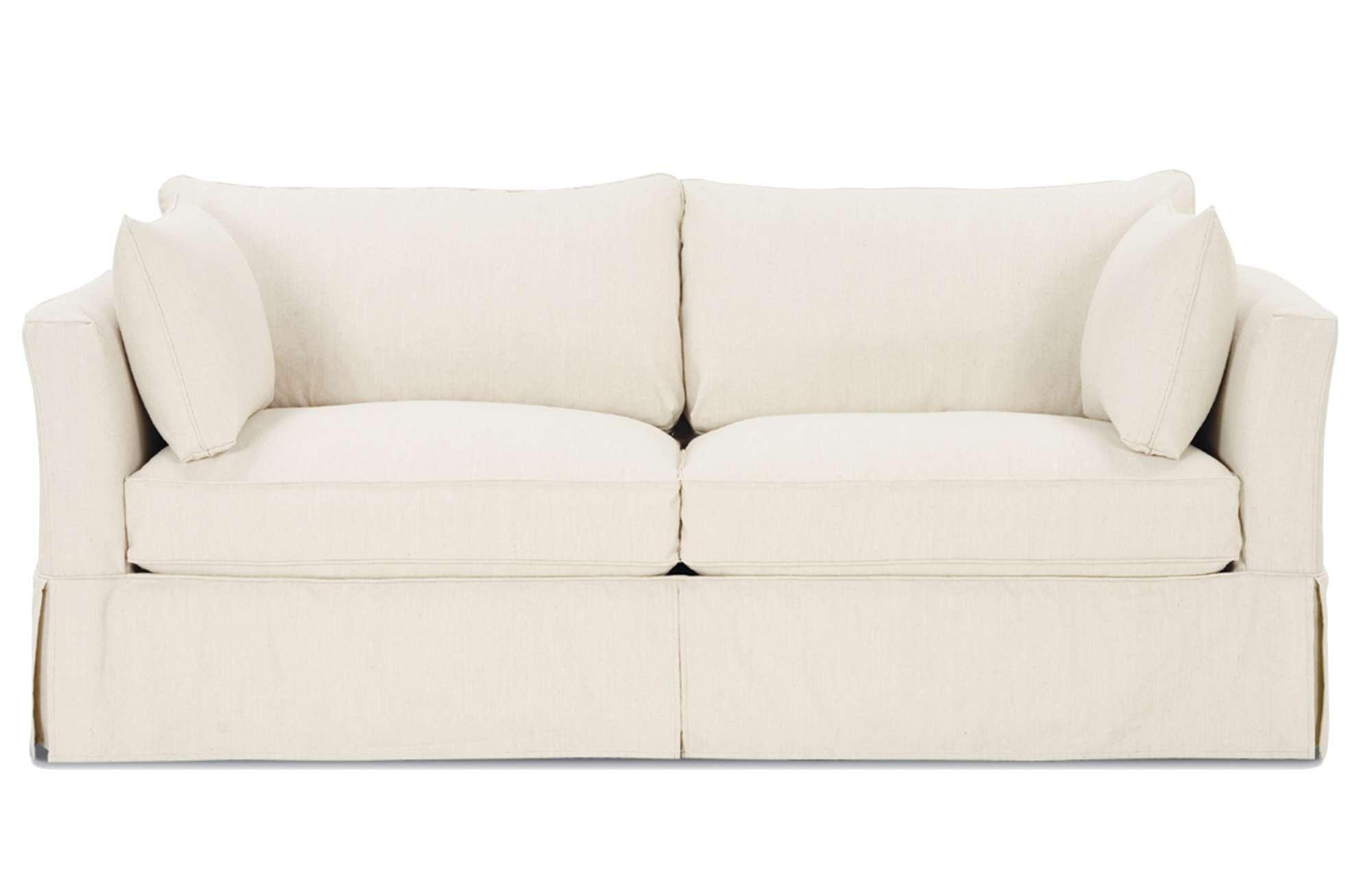 Slipcover Sleeper Sofa – Interior Design Intended For Slipcovers For Sleeper Sofas (View 7 of 20)