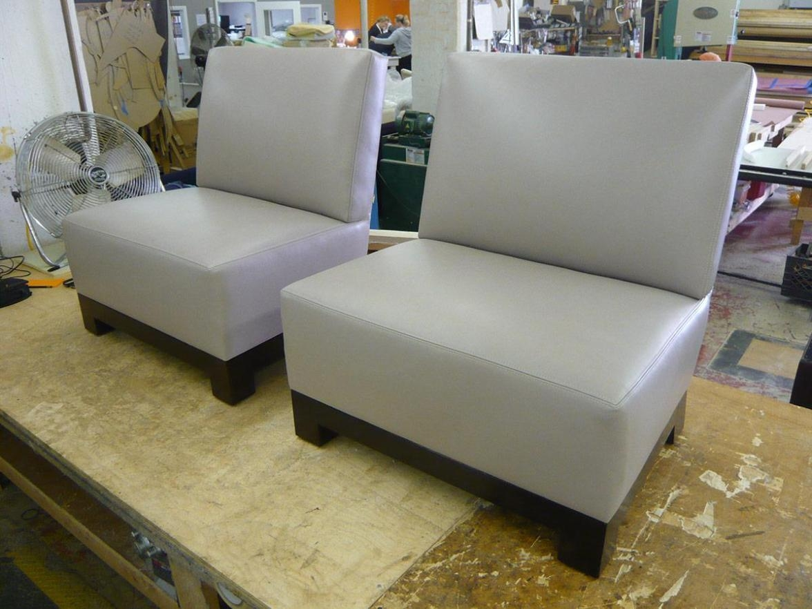 Slipcovers For Armless Chairs : Doherty House – Best Designs With Regard To Armless Slipcovers (View 6 of 20)