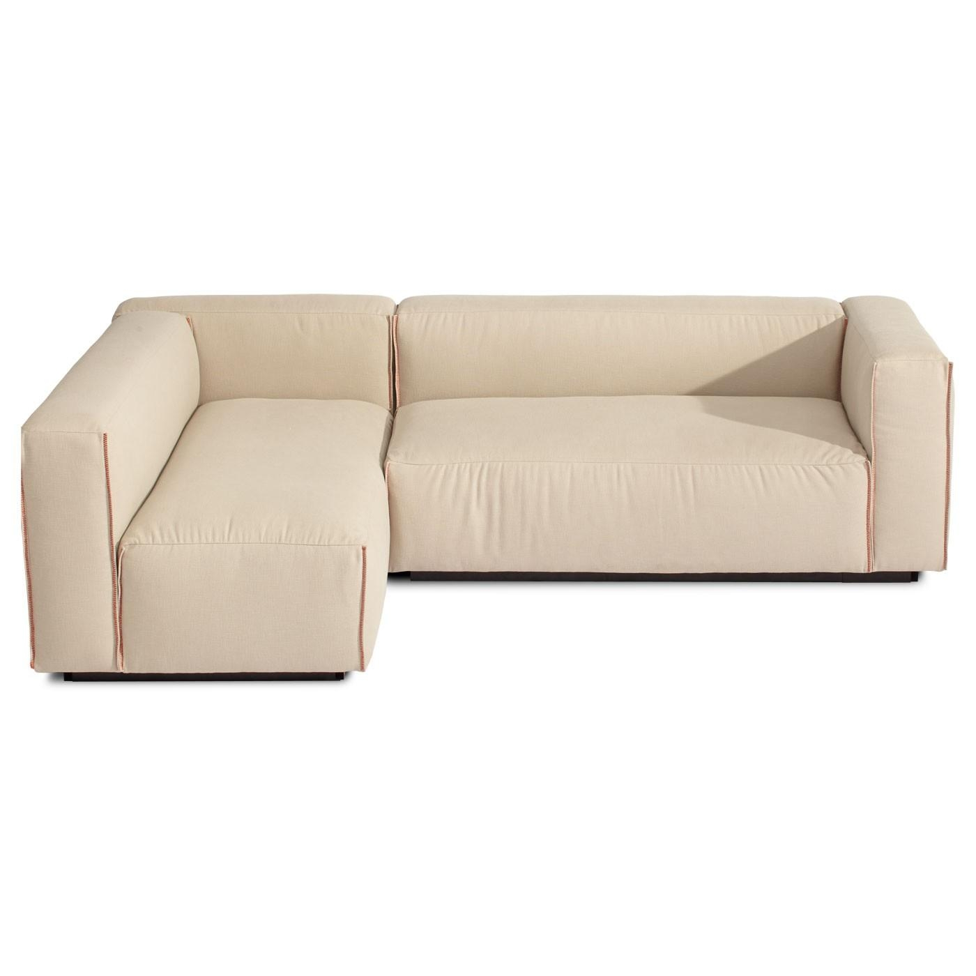 Small Armless Sectional Sofas (Image 13 of 15)