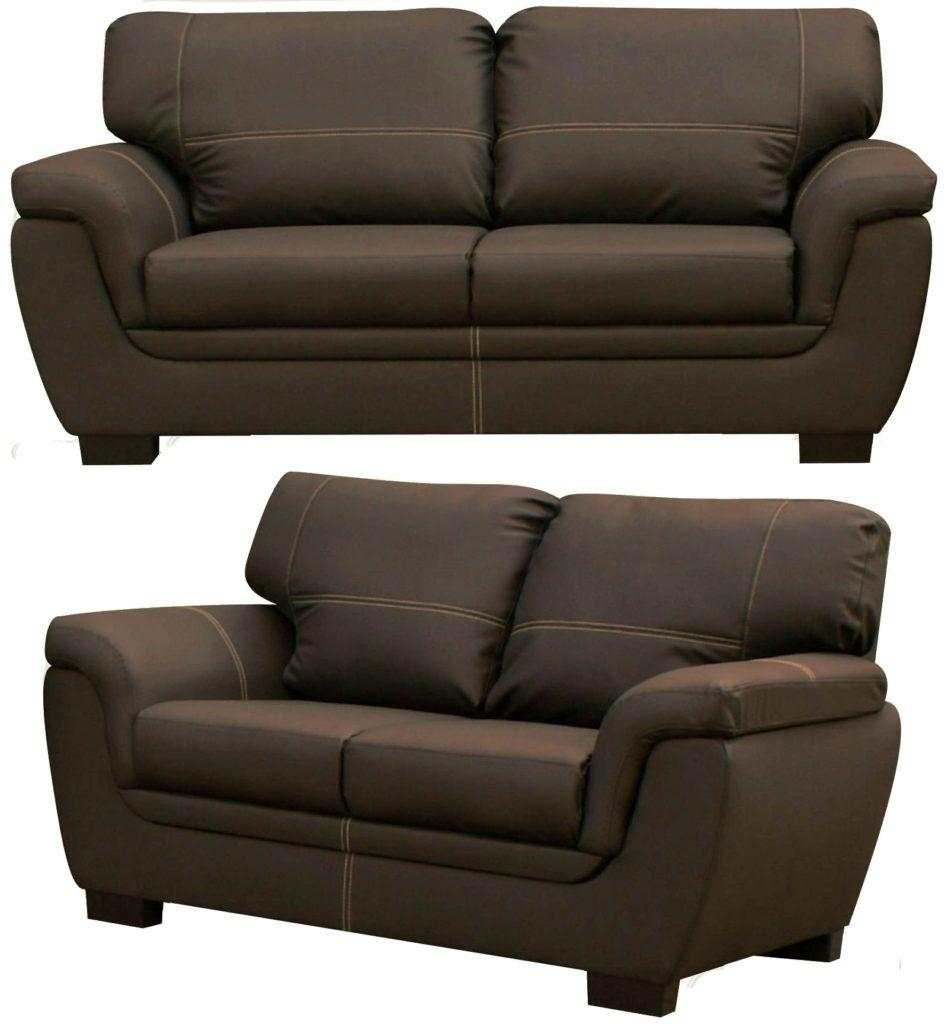 Small Black Leather Couch Black Leather Sofa Bed | Eva Furniture Regarding Small Black Sofas (Image 12 of 20)
