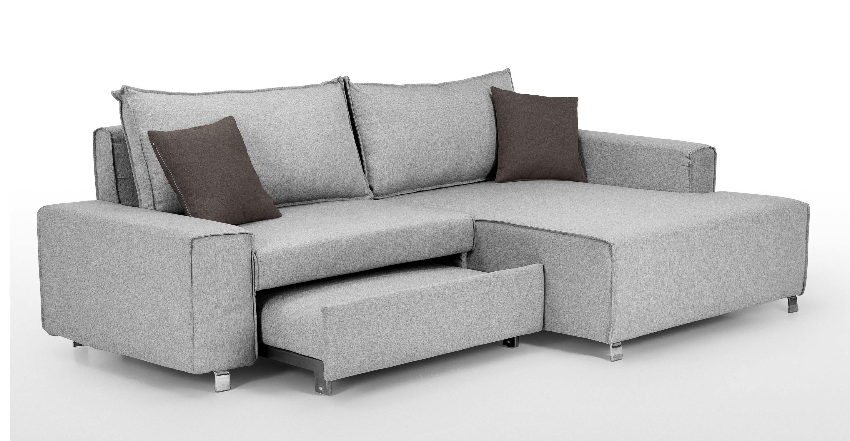 Small Corner Sofa For Bedroom | Tehranmix Decoration Within Corner Sofa Beds (View 8 of 20)
