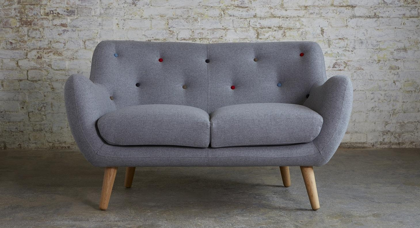 Small Grey Sofa With Ideas Photo 32202 | Kengire For Small Grey Sofas (Image 11 of 20)
