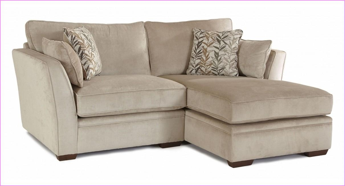 Small Lounge Sofa Small Sectional Sofa For Apartment (Image 11 of 20)
