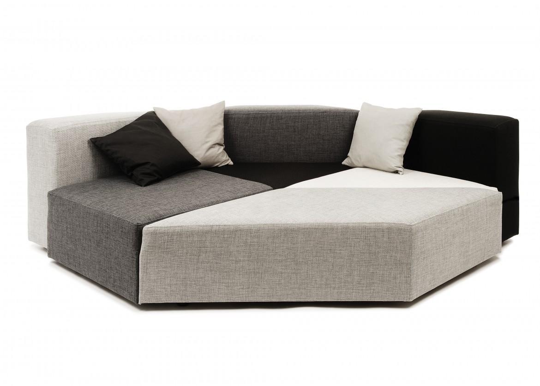 Small Modular Sofas #7911 With Small Modular Sofas (Image 14 of 20)