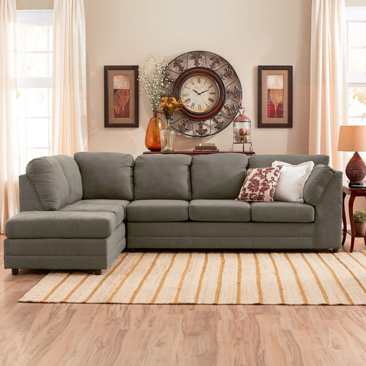 Featured Image of Small Scale Sectional Sofas